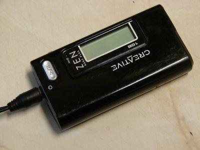 Creative Zen Nano Plus MP3 player review - DV Hardware
