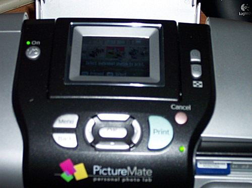 Epson PictureMate Deluxe Viewer Edition (PictureMate 500