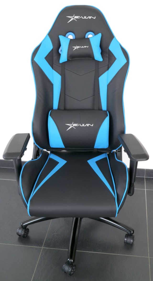 Ewin Racing Champion chair frontal