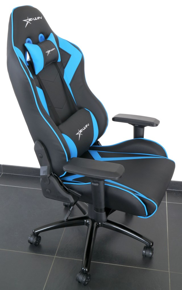 Ewin Racing Champion chair side