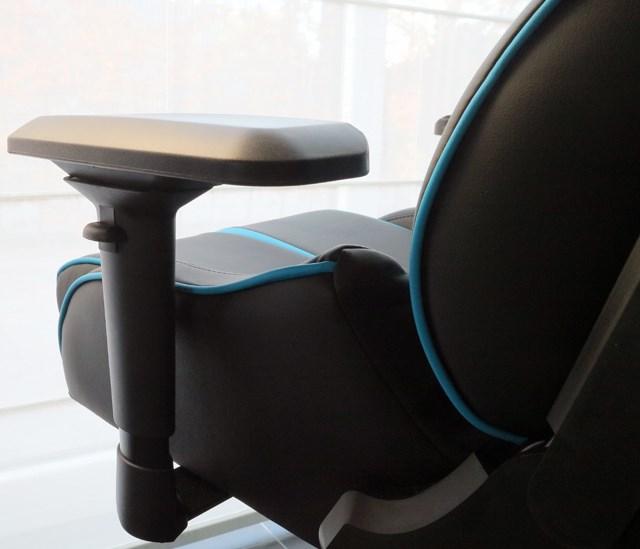 Flash chair 4D armrests