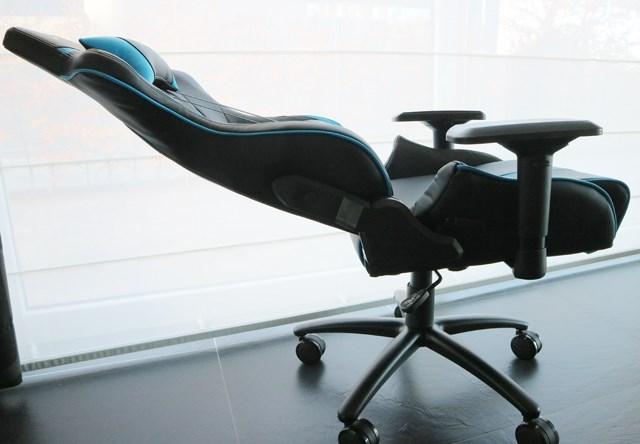 Flash chair recline