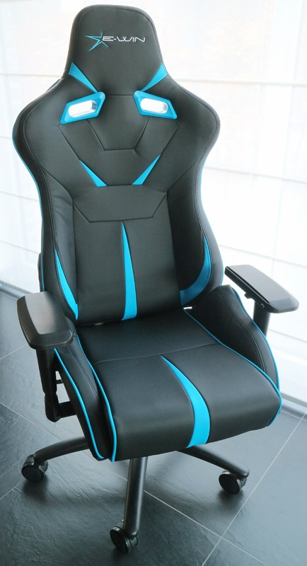 Flash chair without pillows