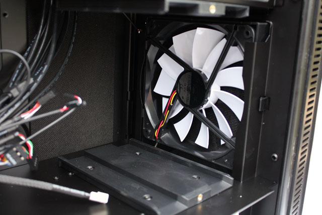 front fan