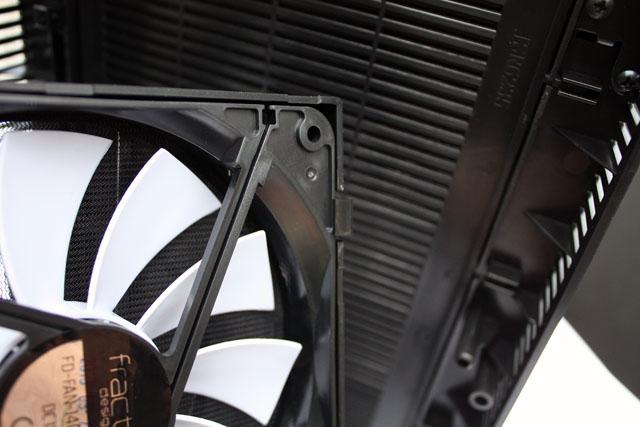 Define XL front   fan