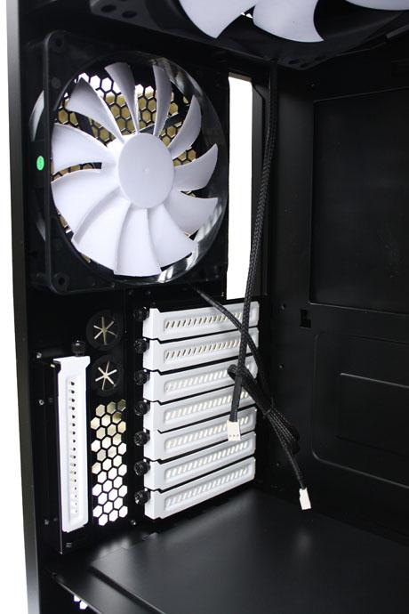 Define XL rear   fan