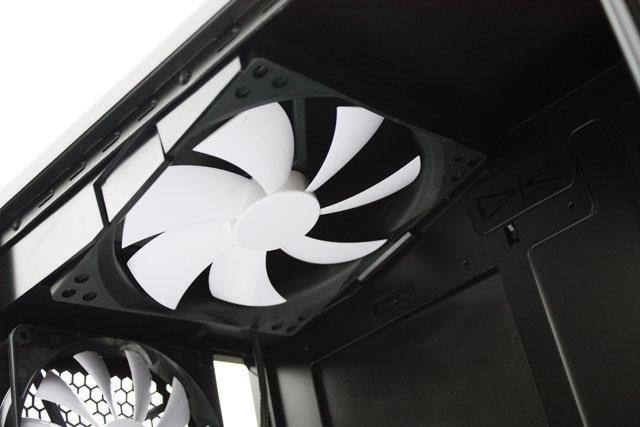 Define XL   interior fan closeup