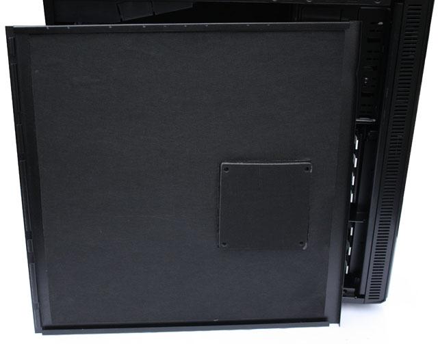 Define XL left side   panel