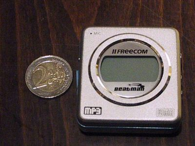 Freecom Beatman Flash Recorder Drivers for Windows