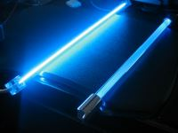 Light Tube vs a Cold Cathode