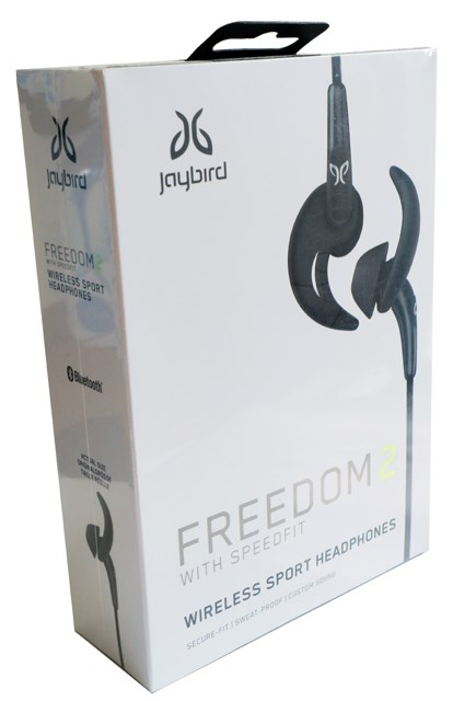 Jaybird Freedom 2 retail box