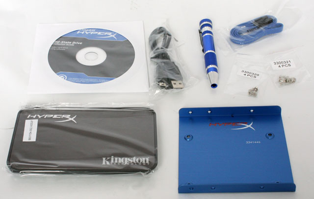 Kingston HyperX 3K  accessories