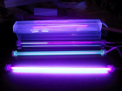 Some UV reactive stuff