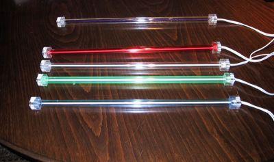 the cathodes