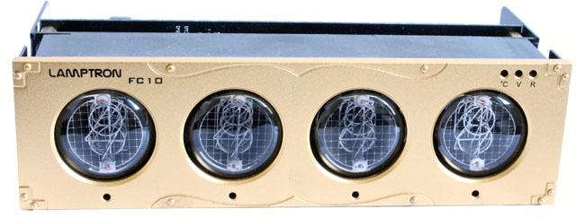 Lamptron FC10 SE fronts