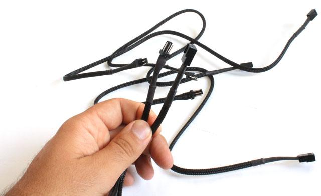 Lamptron FC10 SE fan cables