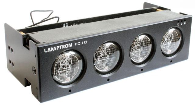 Lamptron FC10 SE front