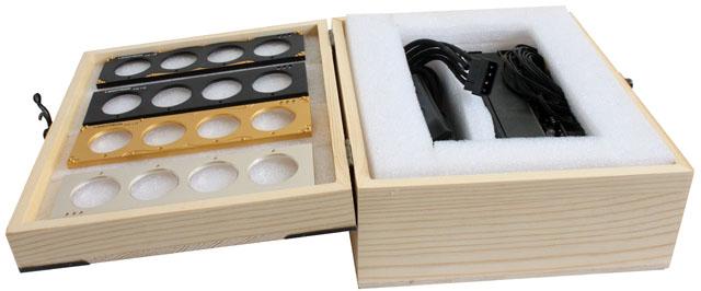 Lamptron FC10 SE box opened