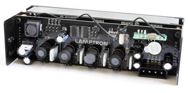 Lamptron FC10 SE rear