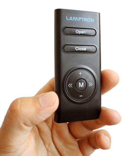 Lamptron FC10 SE remote