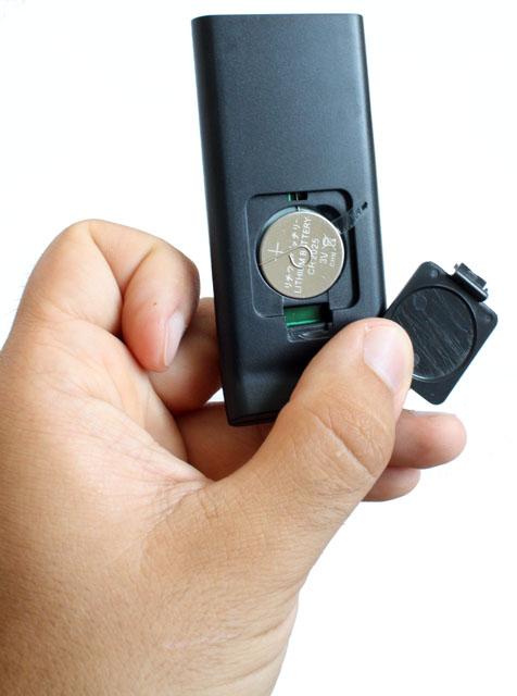 Lamptron FC10 SE remote battery