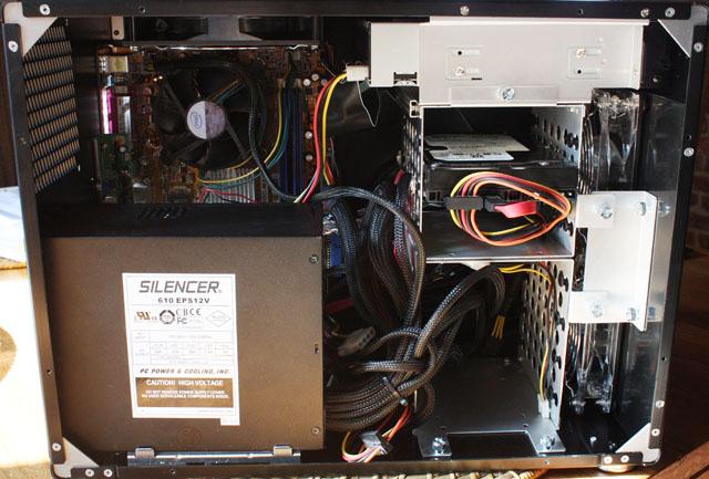 Lian Li Pc V354 Review Dv Hardware Page 6