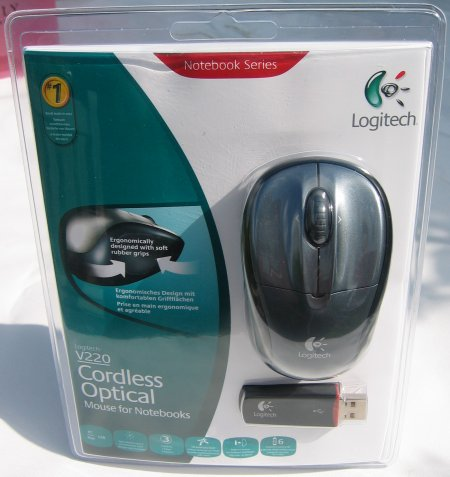 DRIVERS UPDATE: LOGITECH V220 OPTICAL MOUSE