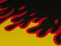 more flames