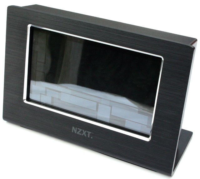 NZXT Sentry LXE display