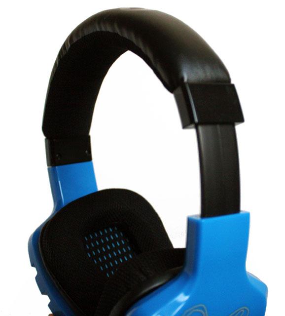 Ozone Rage ST headset height adjustment