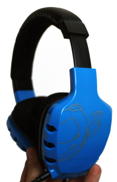 the headset