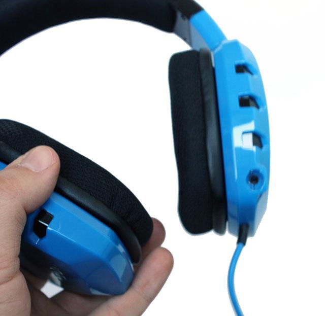 Ozone Rage ST microphone plug
