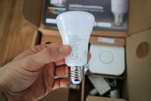 Philips Hue E27 bulb