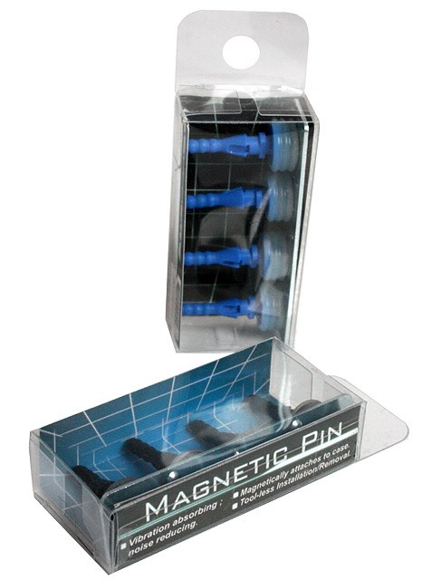 Magnetic Pin box
