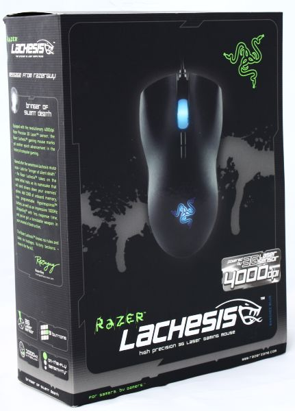 Razer Lachesis Mouse Driver