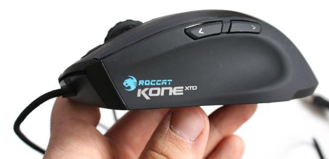 Kone XTD left side