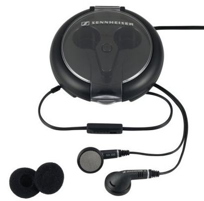 Sennheiser MX550 package