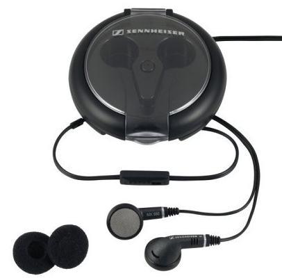 Sennheiser MX550 package