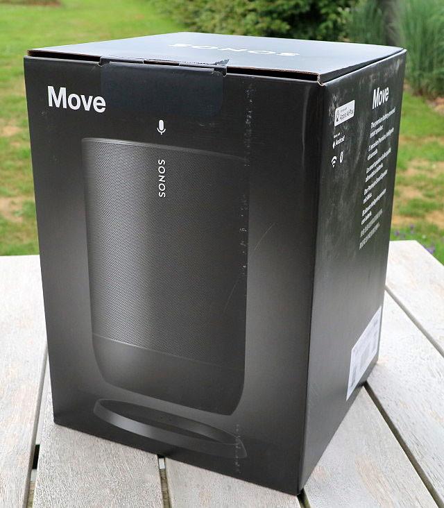 Sonos Move Box