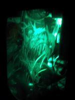 Laser LED