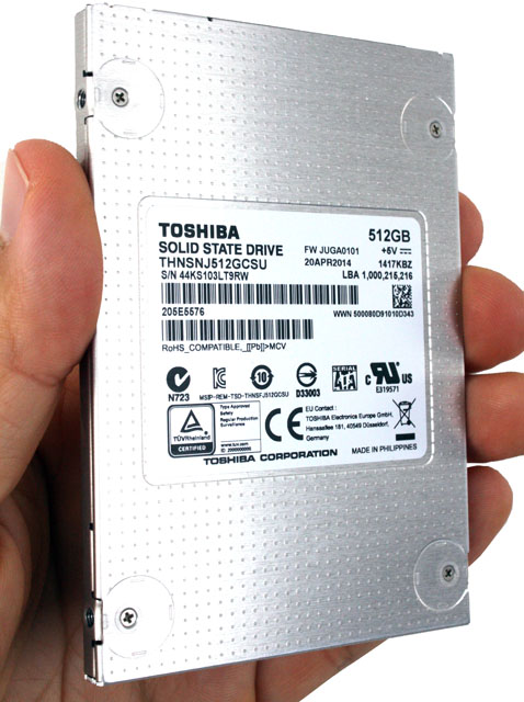 HG6 SSD front