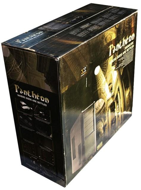 Xigmatek Pantheon cardboard box