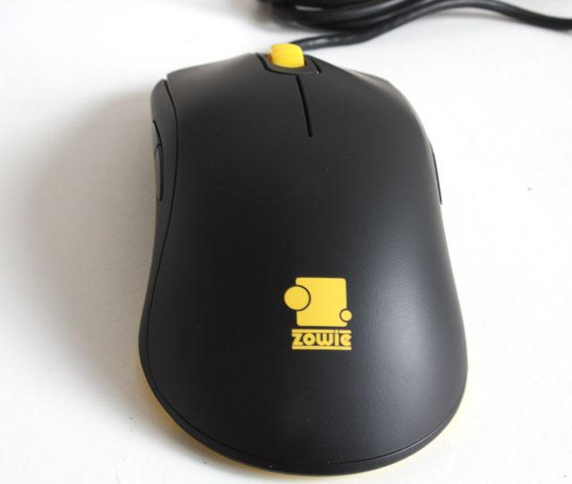 Zowie FK mouse logo